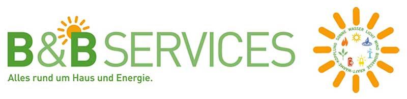 Logo B&B Services GmbH